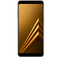 Смартфон Samsung Galaxy A8 Gold